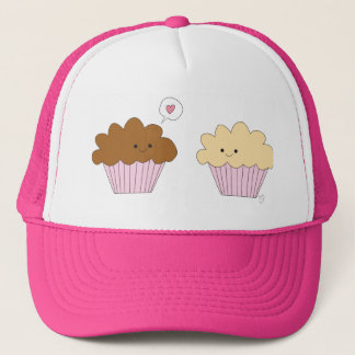 Muffins In Love Trucker Hat