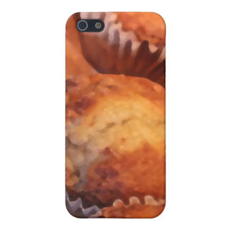Muffins iPhone 5/5S Case