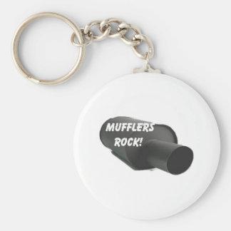 MufflersRock! Keychain