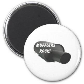 MufflersRock! Magnets
