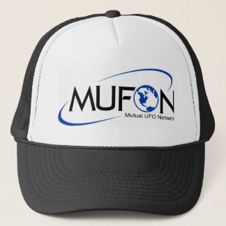 mufon_logo_spot_color trucker hat