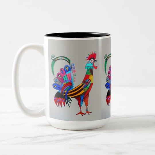 Mug - 053 - Rooster