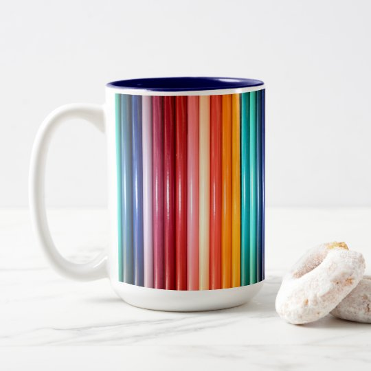 Mug - 054 - Rainbow Colours