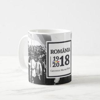 Mug 1918-2018 - Romania - Centenar Marea Unire