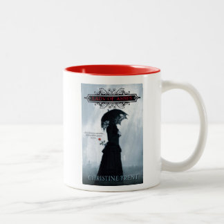 Mug, 2 Tone, Cover, Lady of Ashes Two-Tone Coffee Mug