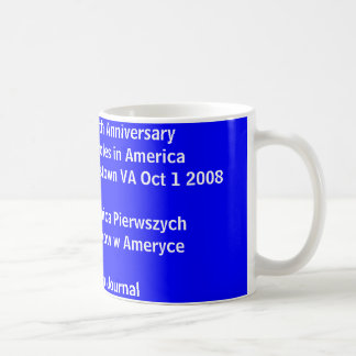 mug, 400th Anniversary First Poles In Americ,  ...