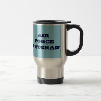 Mug Air Force Veteran