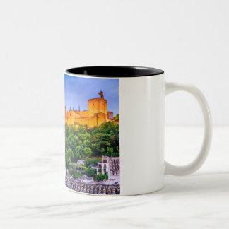 Mug Alhambra palace from Granada - Game of thrones