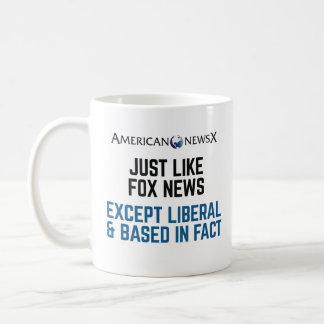 Mug, American News X Coffee Mug