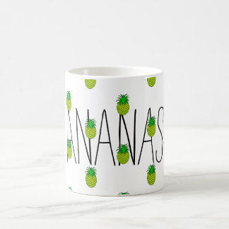 Mug Ananas