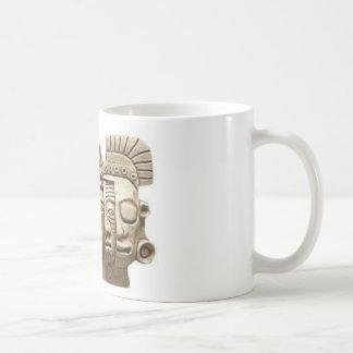 Mug: Aztec mask Coffee Mug