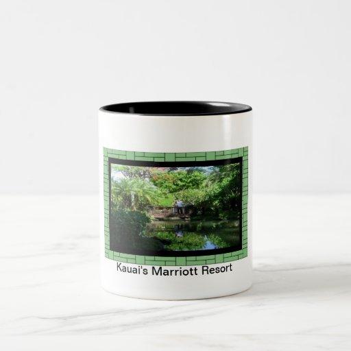 Mug-Beautiful Kauai's Marriott Resort