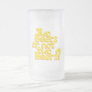 mug_beer frosted glass beer mug