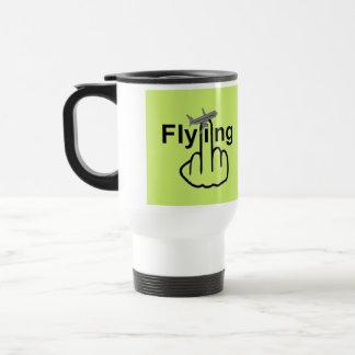 Mug Bird Flipping Flying Flip