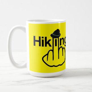 Mug Bird Flipping Hiking Flip