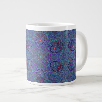"""Mug """"Blue Dogs"""" by MAR"""