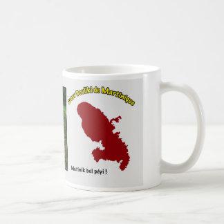 Mug: Bouliki heart of Martinique Coffee Mug