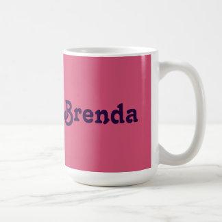 Mug Brenda
