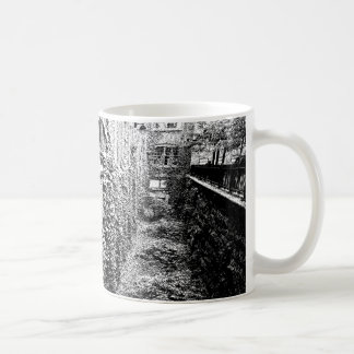 Mug - Brick & Ivy Scene - Any Color