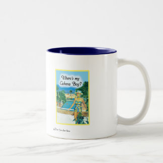"Mug - ""Cabana Boy"""