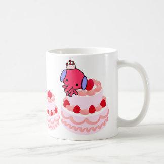 Mug - Cake Elephant - Cakes