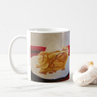 "Mug, ""Caramel Cinnamon Apple Pie"" by ALarsenArtist Coffee Mug"