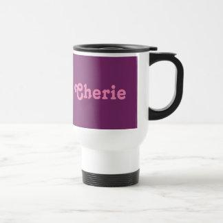 Mug Cherie