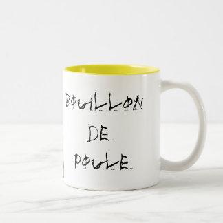 Mug Chick' N-coils, hen Bouillon