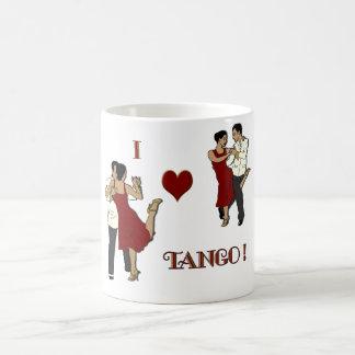 mug classic i heart tango