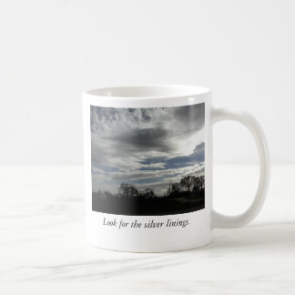 Mug-Cloudy Sky over Templeton CA Coffee Mug