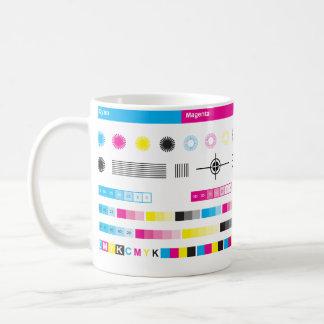 Mug CMYK Color Guides