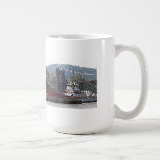 mug coffee mug wheeling wv suspension bridge