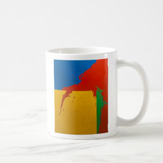 "Mug: ""Color Spill"""