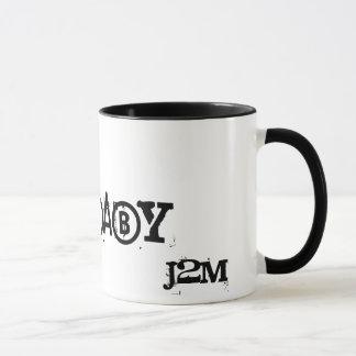 Mug death's head J2M