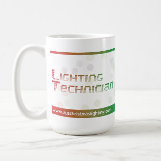 Mug Design #6 - Lighting Tech 2.0