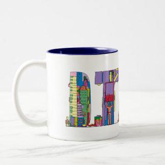Mug | DETROIT, MI (DTW)