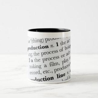 Mug dictionary