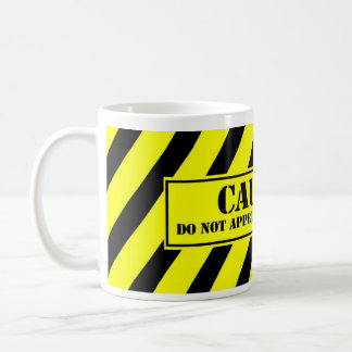 mug - do not approach