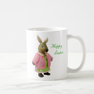 Mug Easter' S Day - Pink and Bun green