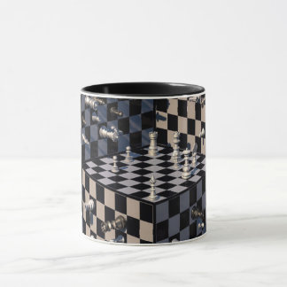 Mug echec chess