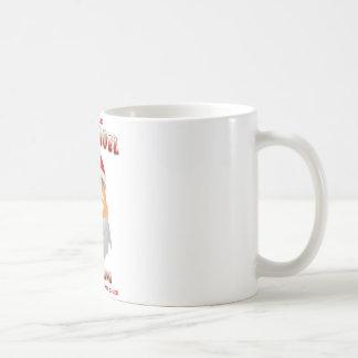 Mug - Even the Father Christmas is bald person
