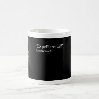 "Mug: ""Fake Quote of the Day"" - Shostakovich Coffee Mug"