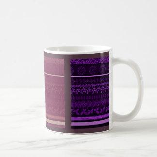 Mug Fantasia Viola Nero