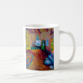 Mug featuring imaginative & colorful art