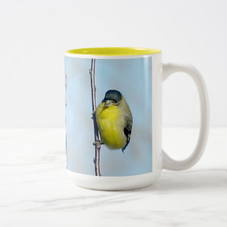 Mug - Finch for Left Hand