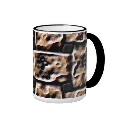 Mug. Fire Brick effect.