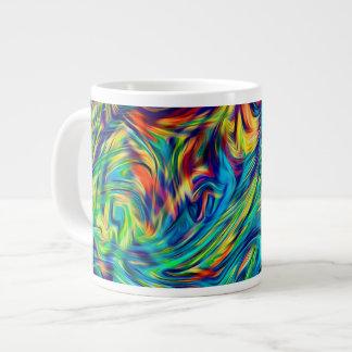Mug Fluid Colors Jumbo Mug
