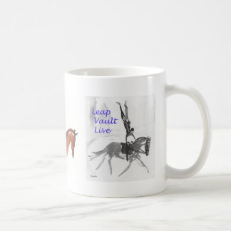 Mug for Equestrian Vaulters