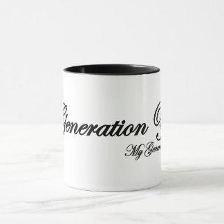 Mug for generation Y
