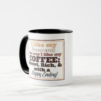 Mug for Lovers of Sweet Romance!